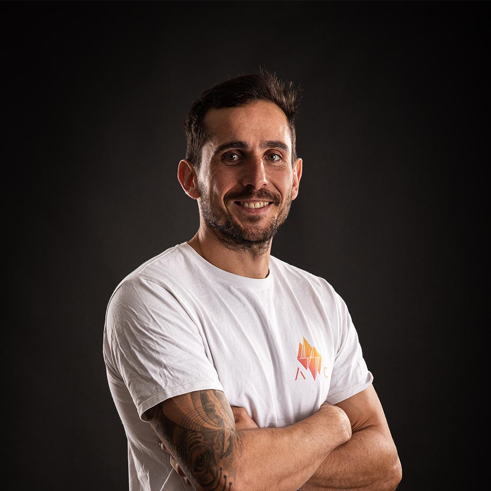 Mathieu Moulis equipe Amassa Climb