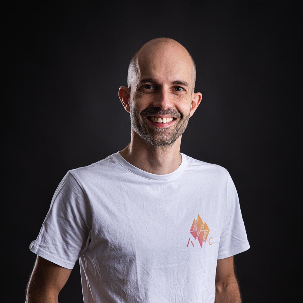Pierre-Olivier Dupuy equipe Amassa Climb
